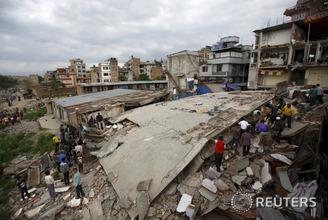 네팔 지진 참사 '눈 뜨고 볼 수없는...'