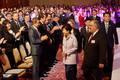 박근혜 대통령, 한·브라질 패션쇼 참석