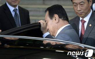 '최단기' 총리의 마지막 길