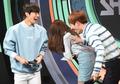 홍빈-지연-조미, '무공해 미소'