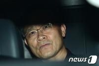 주머니에서 김기춘·허태열 적힌 메모 발견