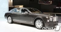 370여대 한자리에 모인 서울모터쇼…가장 비싼차는?