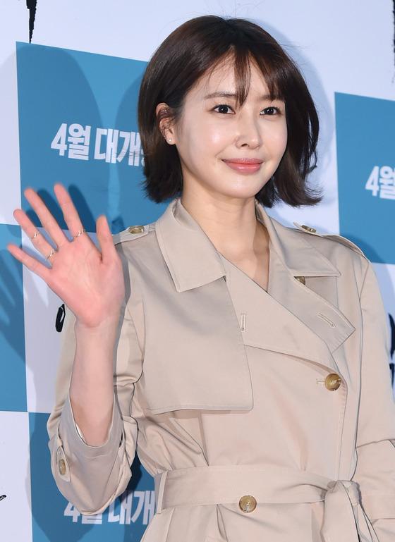 """왕지혜 측 """"연하남과 9월 결혼? 확인 중"""""""