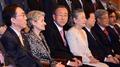 반기문 UN사무총장, 유엔아카데믹임팩트 서울포럼 참석