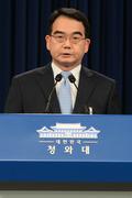 朴 대통령, 신임 국무총리 후보에 황교안 법무부 장관 지명