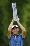 안병훈, 유럽 메이저골프대회 PGA챔피언십 제패