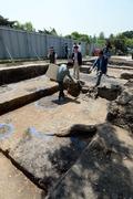 우리나라 최초의 전기발전소 터, 경복궁에서 발굴