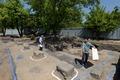 경복궁에서 발굴된 전기등소 터