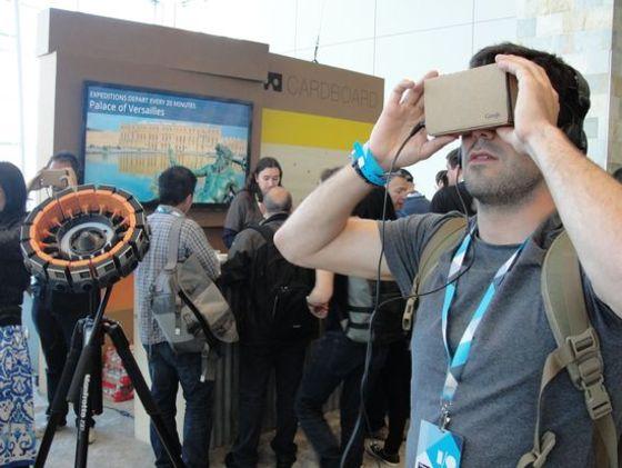 360도 촬영이 가능한 GoPro 카메라