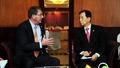 한-미 국방장관 회담