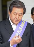 김무성 대표 '메르스 걱정(?)'