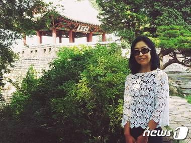 재미동포 신은미씨, 평양 방문