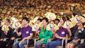 박근혜 대통령, 민주평통 출범회의 참석