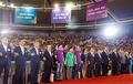 朴 대통령, 민평통 출범회의 참석