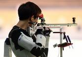 김현준, 바쿠 월드컵 50m 소총3자세에서 값진 銅