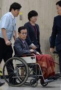 '장남의 난' 겪은 신격호 총괄회장 귀국