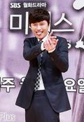 김민종 '수줍은 형사'