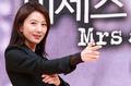 김희애 '눈부신 미모의 형사'