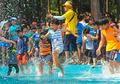 '물놀이에 신난 아이들'