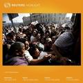 [사진]엘살바도르 버스파업…승차전쟁