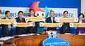새정치민주연합 '광주U대회 개막을 축하합니다'