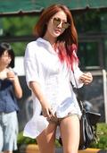 씨스타 소유, '뜨거운 태양과 잘 어울리는 여름 여신'