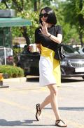 씨스타 다솜, '아침엔 커피 한 잔의 여유~'