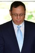 삼성 세탁기 파손혐의 조성진 사장 법원 출두