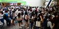 학생들 몰린 전문대 입학정보 박람회