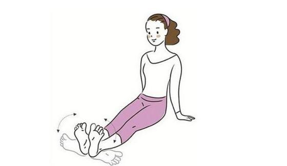 발끝치기 운동, 쉬운 동작으로 다양한 효과