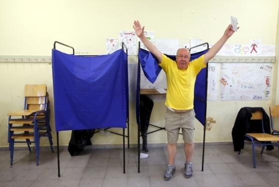 그리스 운명의 국민투표