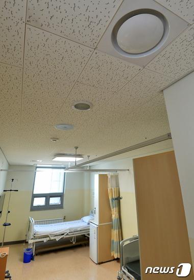 평택 성모병원 '사우나식 구조 해결'