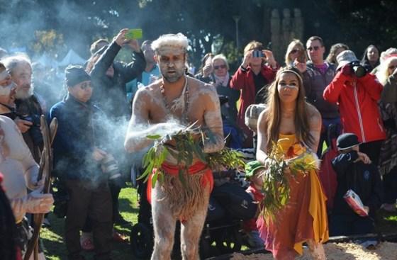 호주 '나이독 주간' 시작…원주민 화합 한마당