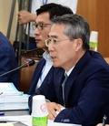 모두발언하는 박준성 최저임금위원회 위원장