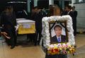 '中버스사고' 故 김태홍 사무관, 부산의료원서 장례