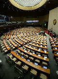 야당 의원들은 어디에?