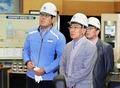 윤상직 장관, 인천화력본부 찾아 전력수급 점검
