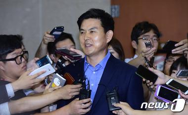與 김태호, 총선불출마 선언