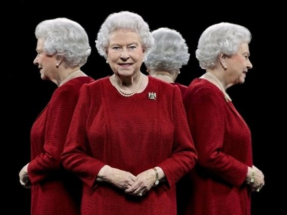4명의 영국여왕