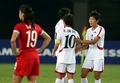 北 여자 축구 '중국에 3대2 역전승'