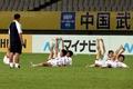 北 여자 축구 '회복 훈련'