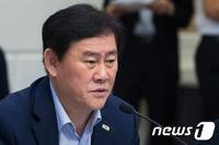 """최경환 \""""롯데 불투명한 지배구조·자금흐름 엄밀히 살필 것\"""""""
