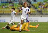 '이승우 멀티골' 한국, 크로아티아와 2-2 무승부