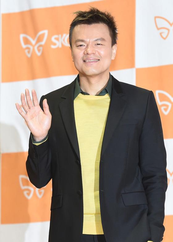 """[공식입장] 박진영, 아내 임신 소식 발표 """"1월 출산…아빠된다"""""""