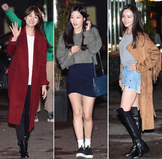 박하선-정채연-황우슬혜, '혼술남녀' 핵미녀 삼총사~