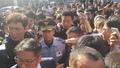 [영상]경찰, 백남기 부검 2차집행 다시 무산