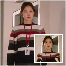 [드라마 N패션] '질투의 화신' 공효진·고경표, 짠내 커플의 니트룩