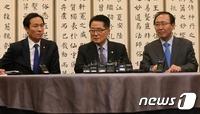 朴담화에 뿔난 野3당 '탄핵 강행' 단일대오…배경은?