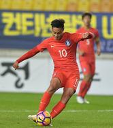 '백승호 결승골' 신태용호, 온두라스에 3-2 승리