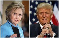 트럼프, 경선제패후 지지율 급등…클린턴과 1%p 차